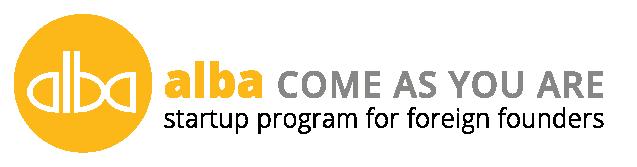 alba startup program Logo